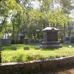 Fall Brook-Tispaquin Street Civil War Cemetery